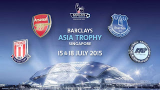 Arsenal v Everton Asia Nigerian Time