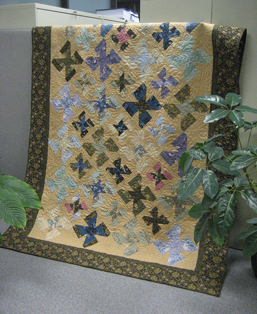 Kristy's Dream Quilt Free Tutorial