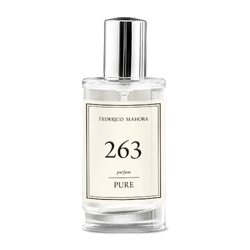 FM 263 PURE perfume feminino