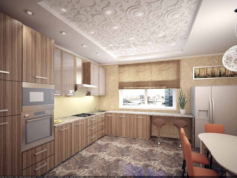 New Kitchen Pop Design And False Ceiling Ideas 2019