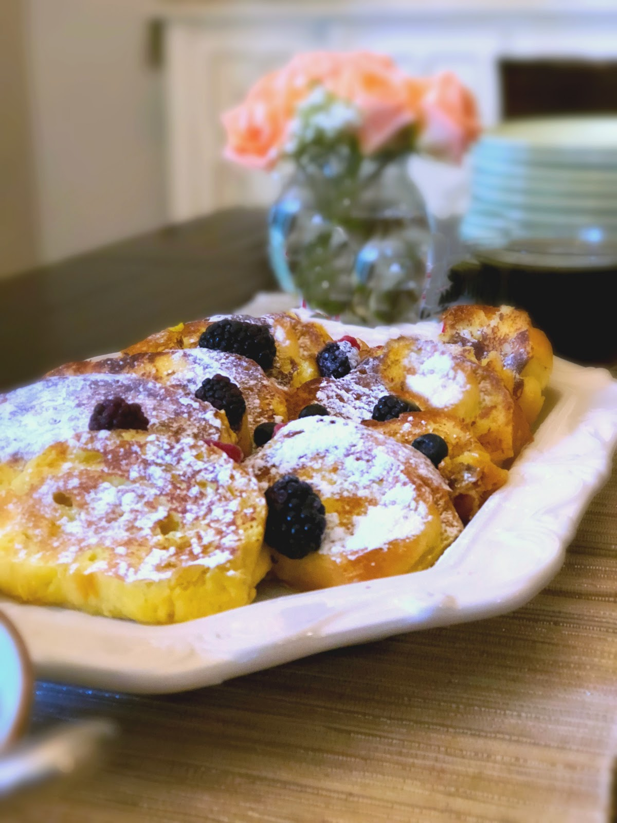 Challah French Toast Recipe