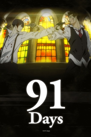 91 Days Batch Subtitle Indonesia + Ova