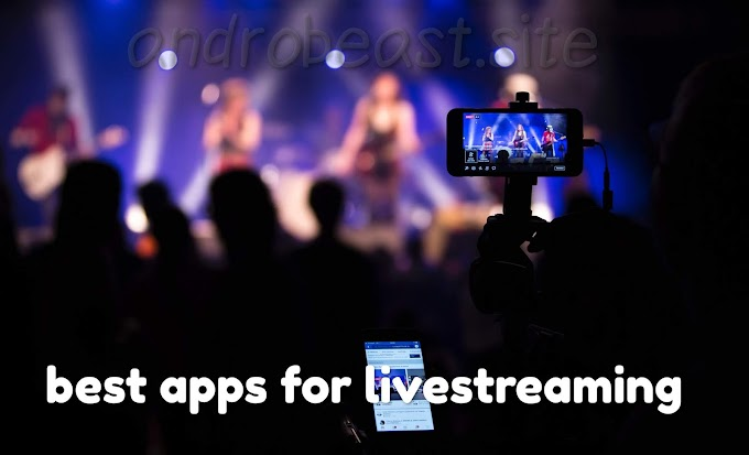 Top 5 best applications to livestream in YouTube and Facebook