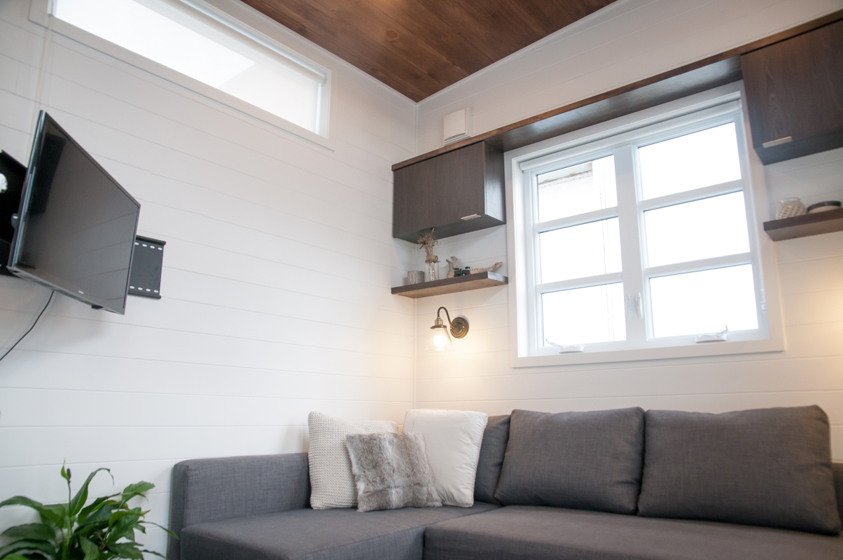 TINY HOUSE TOWN: The Laurier From Minimaliste