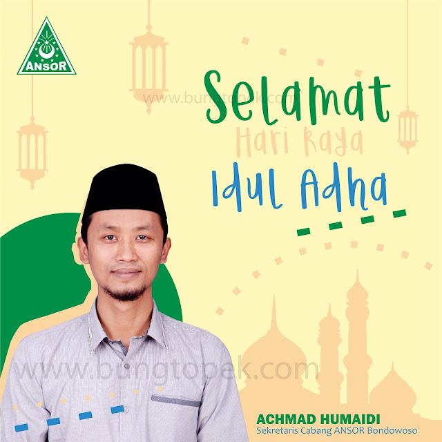 Selamat Hari Raya Idul Adha ANSOR