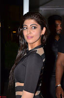 Pranitha Subhash in a skin tight backless brown gown at 64th Jio Filmfare Awards South ~  Exclusive 047.JPG