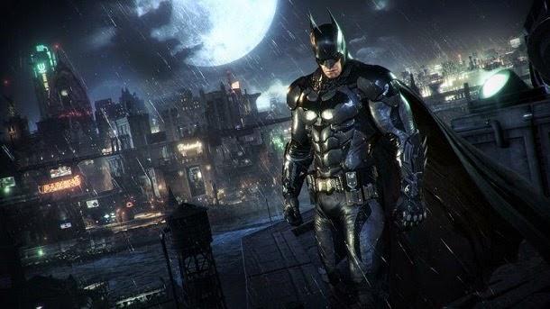 8 personagens de videogame que desejavam ser o Batman