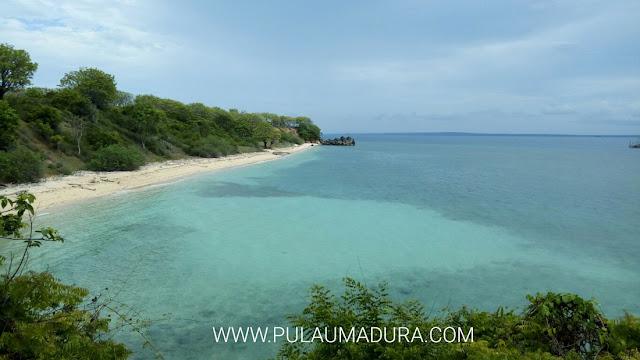 Pantai Kahuripan - Pulau Gili Genting
