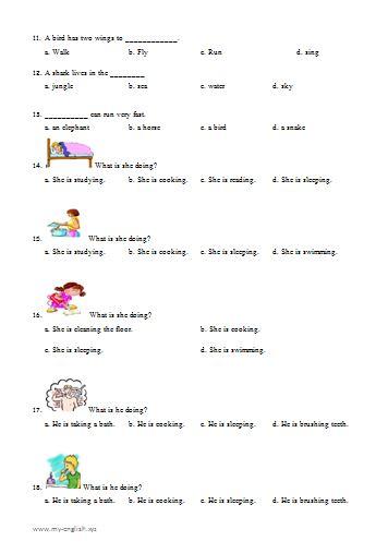 Download Kumpulan Soal Latihan Bahasa Inggris untuk SD ...