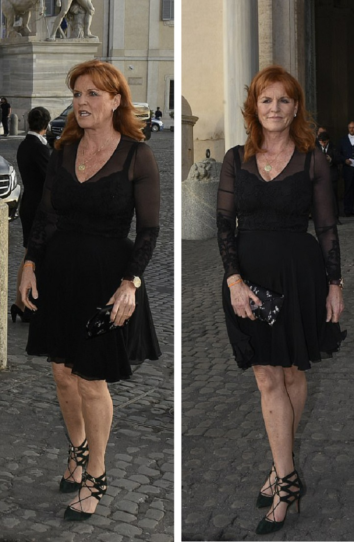 Celebrity Sarah Ferguson naked (51 photos), Topless, Cleavage, Twitter, cameltoe 2006