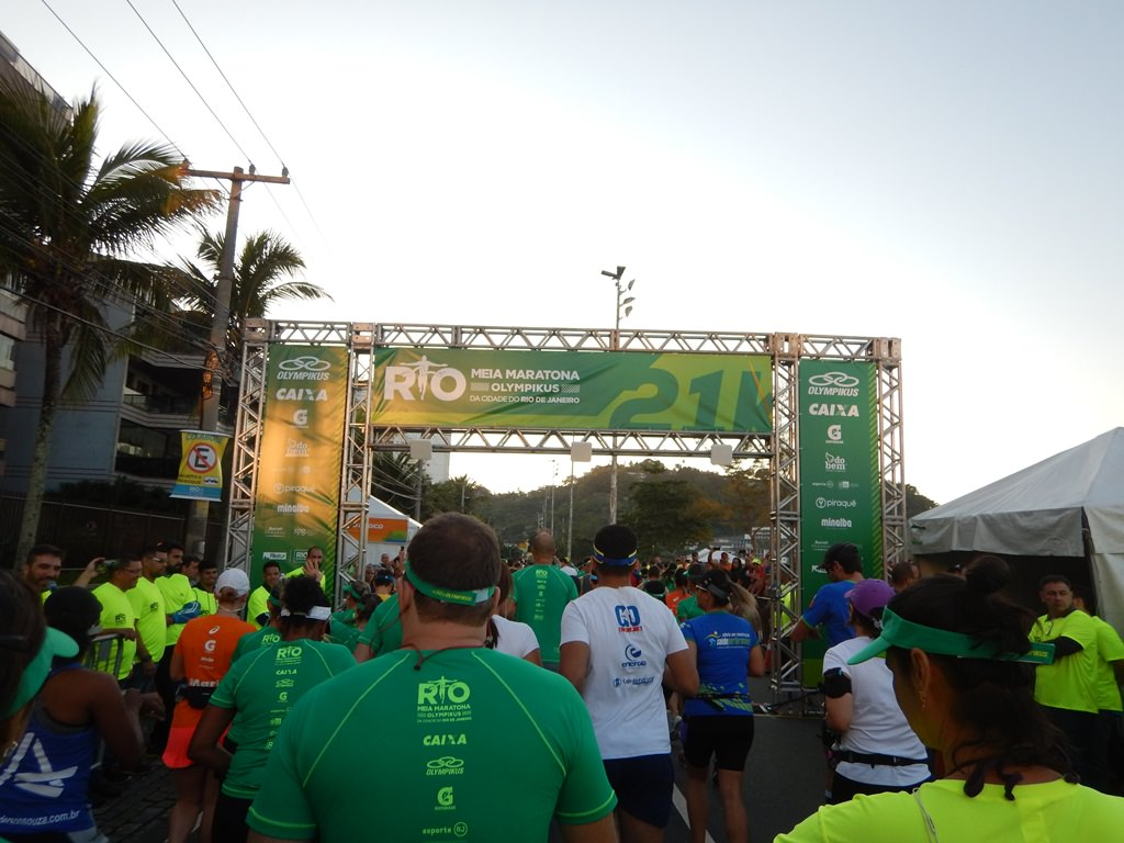 Meia Maratona do Rio Largada