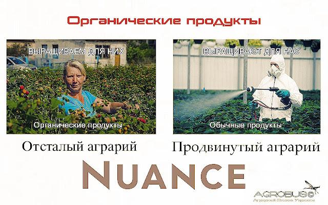 Органические продукты в Украине и мире