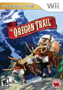 The Oregon Trail - Download Game Nintendo Wii Free