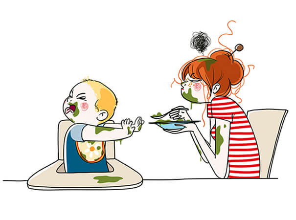 25 Sincere Illustrations Made By A Mother Who Wanted To Show What It's Like To Have Children