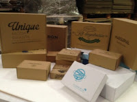 cajas automontables, cajas personalizadas,