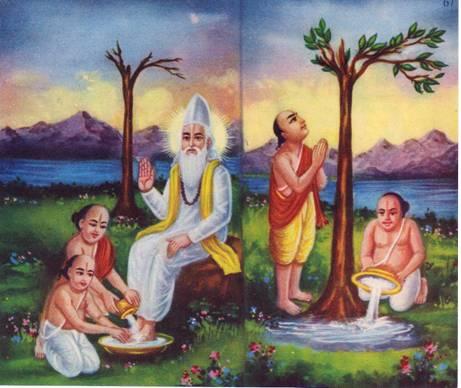 motivational spiritual stories- pittar dosh