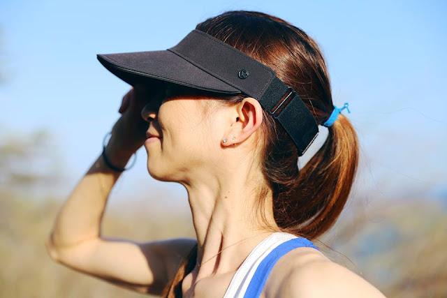 lululemon visor