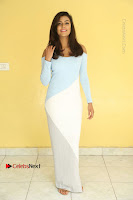 Anisha Ambrose Latest Pos Skirt at Fashion Designer Son of Ladies Tailor Movie Interview .COM 0703.JPG