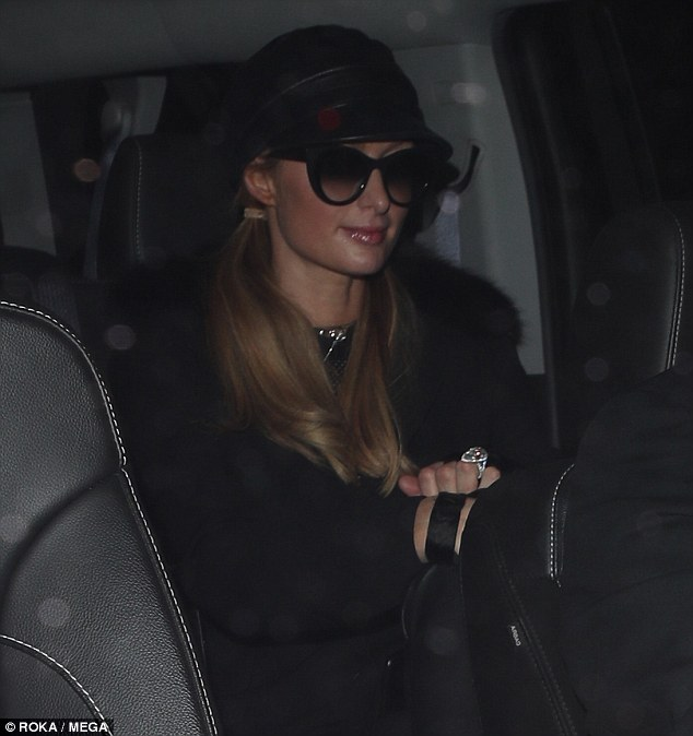 Paris Hilton forgets fiancee at the airport,speeds off with $2m ring