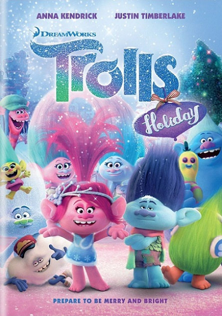 Trolls Holiday (2017) 720p WEBRip 2.3GB mkv Dual Audio AC3 5.1 ch