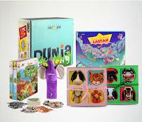 Alfamind Mizan Paket Seri Dunia Binatang ANDHIMIND