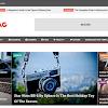 Download Cool Mag Blogger Template Premium