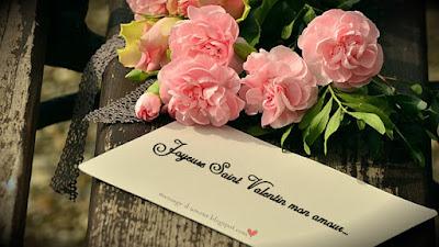 bouquet-joyeuse saint valentin