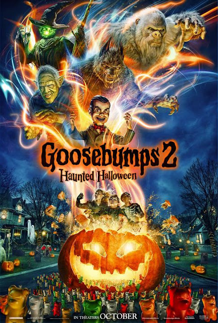 GOOSEBUMPS 2: HAUNTED HALLOWEEN (2018) ταινιες online seires oipeirates greek subs