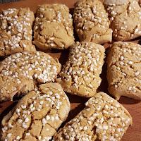 Glutenfria mandelkubb (vegan, allergivänliga)