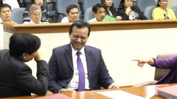 Makati court dismisses DOJ's request to arrest Trillanes