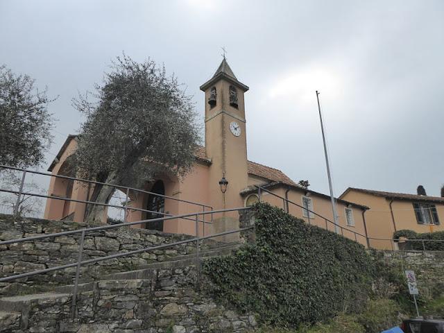 chiesa san bartolomeo rapallo