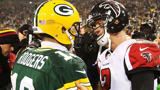 Cómo llegan Packers y Falcons a la final NFC