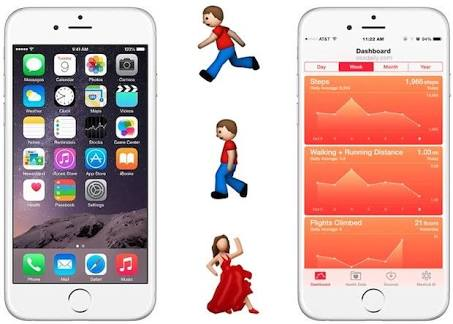 gadget update by icell apple s health app can now display medical