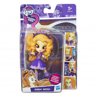 MLP Adagio Dazzle Equestria Girls Mini Figure