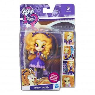 MLP Adagio Dazzle Equestria Girls Mini Figure