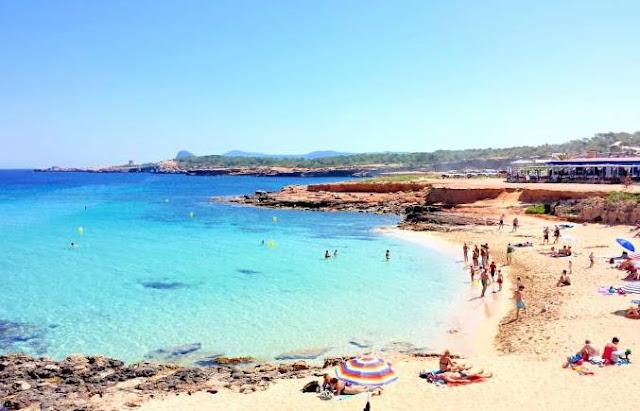 Cala Conta em Ibiza