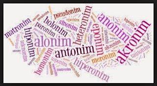 Pengertian dan Contoh Sinonim dan Antonim serta Polisemi