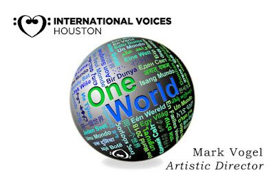 International Voices Houston Concert This Weekend