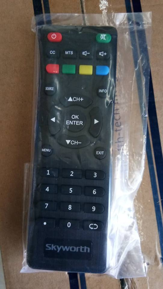 Skyworth (Basic, Smart, Android) Remote Control: Everything