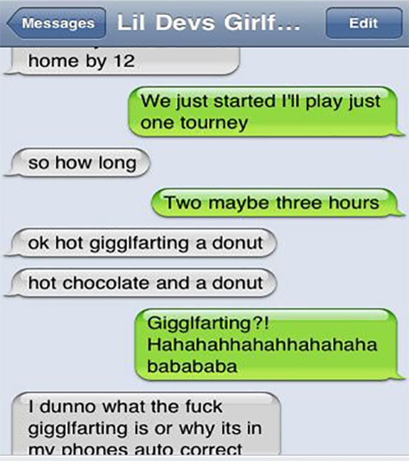 Funny Text Messages That Will Make You Laugh