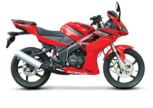 MINERVA: Minerva Sachs Super Moto 250cc