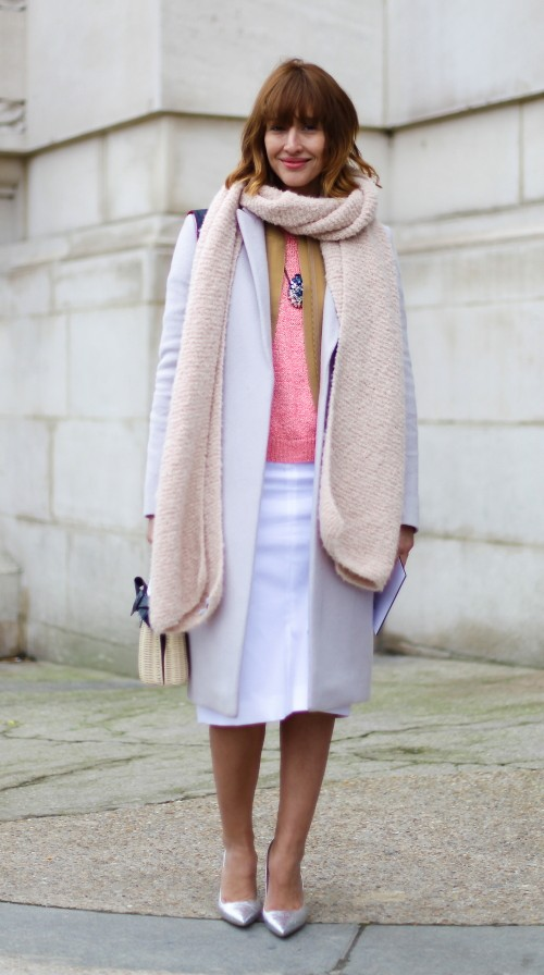 Moda de Rua: Rosa - Street Fashion: Pink