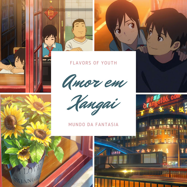 Poster-anime-Flavors-of-Youth-Amor-em-Xangai
