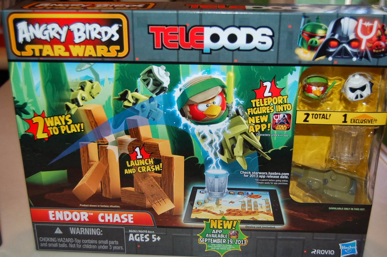 DadNCharge: Angry Birds Star Wars II Telepods Review  DadNCharge: Ang...