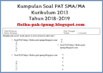 Soal PAT Ekonomi Kelas 10 11 Semester 2 Kurikulum 2013 dan Pembahasannya
