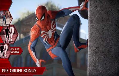 جديد-تفاصيل-حول-لعبة-سبايدر-مان-Spider-Man-2018