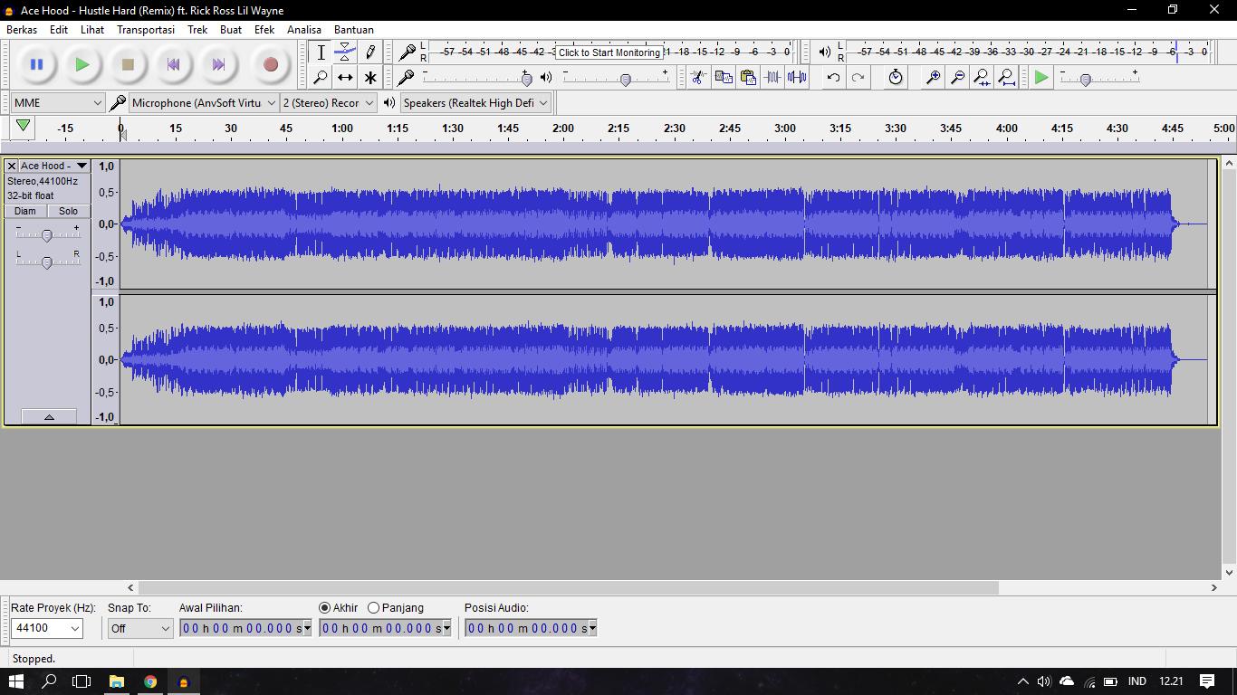 Tutorial Bagaimana Cara Membuat Lagu Nightcore Dengan Audacity