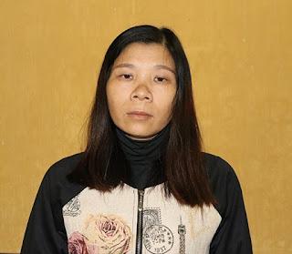 Bản án thích đáng cho thành viên Hội anh em dân chủ Trần Thị Xuân