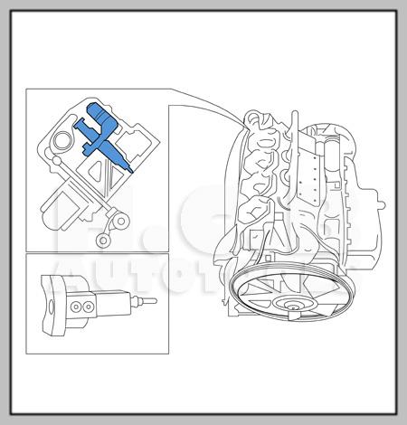 HCB TOOL: H C B-A1701 SCANIA TRUCK INJECTOR ADJUSTOR -Auto