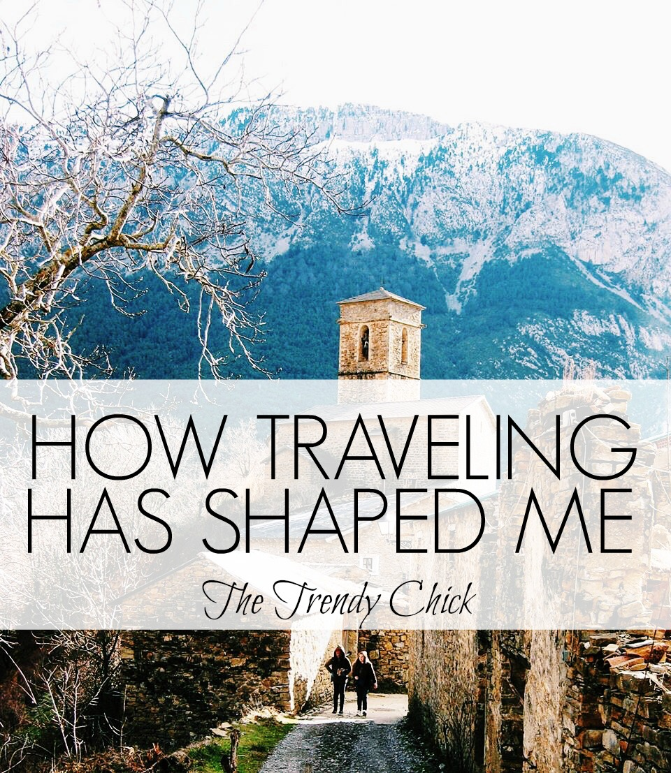 How Traveling Has Shaped Me & Where To Next?!